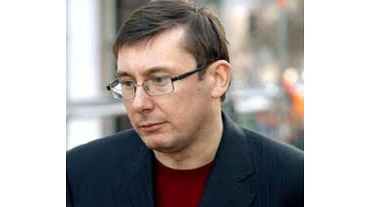 Юрія Луценка затримано у справі про отруєння Віктора Ющенка