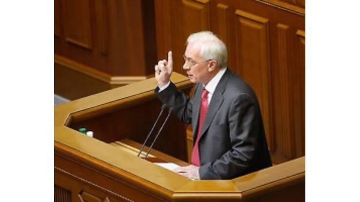 Азаров расскажет о впечатлениях от 2010 года