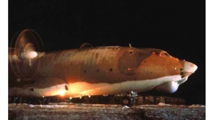 В России потерпел катастрофу военный самолет Ан-22