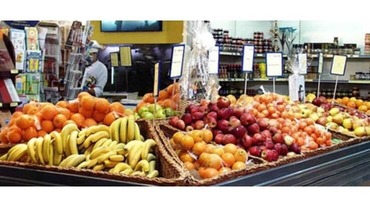 Овочі і фрукти перед Новим роком майже на чверть зросли в ціні