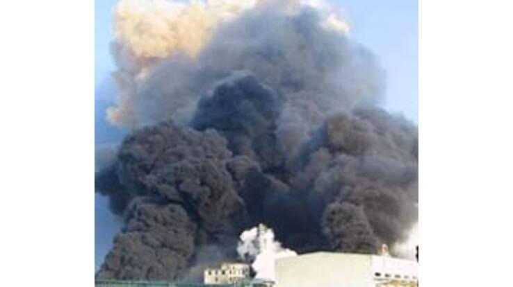 Горящая львовская шахта может взорваться из-за поднятия опасных газов