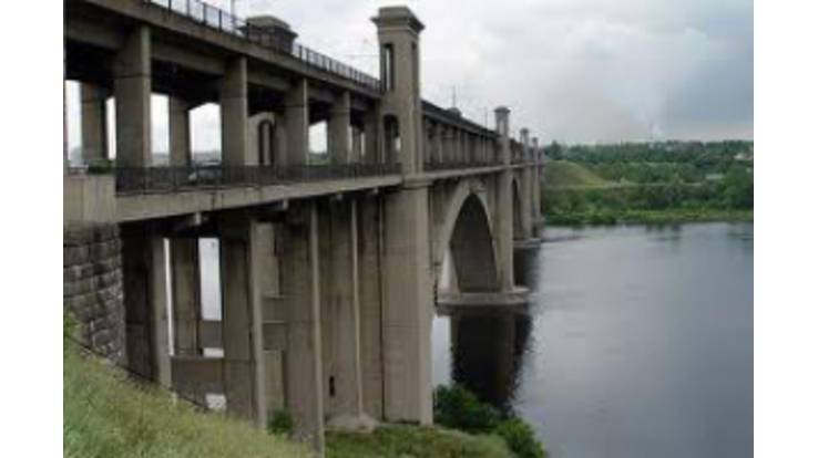 В госбюджете заложили 200 миллионов гривен на строительство мостов в Запорожье