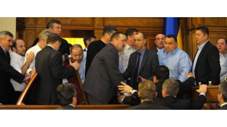 Проти інціаторів парламентського мордобою порушено кримінальну справу