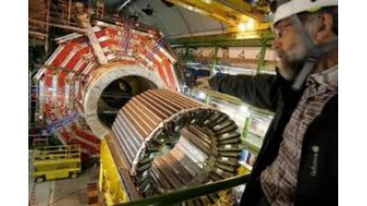 """Непізнані падаючі об'єкти в андронному колайдері """"збили з толку"""" фізиків"""