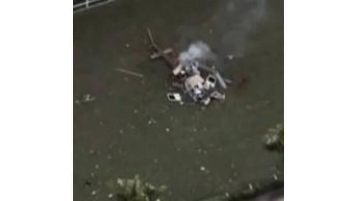 На Дніпропетровщині розбився вертоліт. 4 загиблих