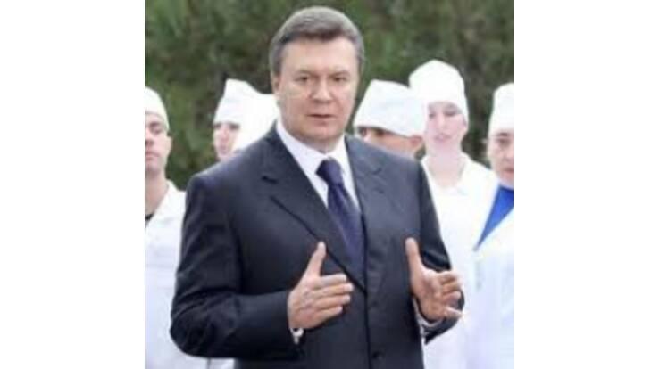 Открытие нового медицинского центра обошлось Януковичу в 150 миллионов гривен