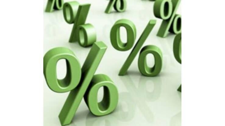 В Украине падают проценты на кредиты и депозиты