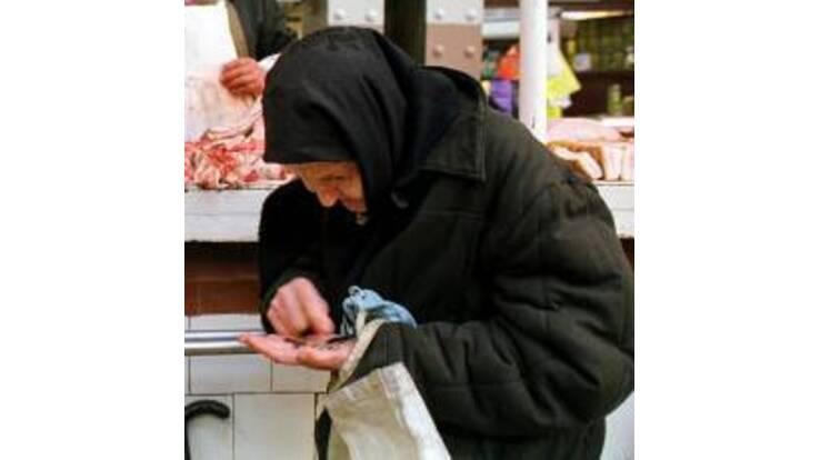 До прожиточного минимума не дотягивает и четверть населения Украины