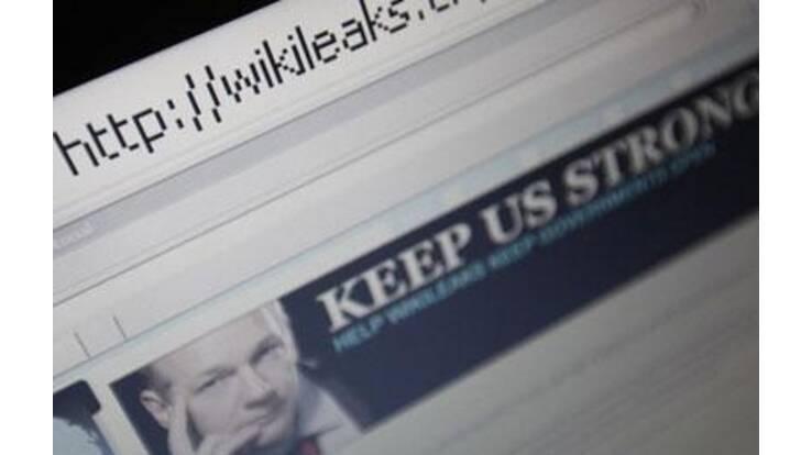 Сайт WikiLeaks цитируют на уровне мировых информагенств