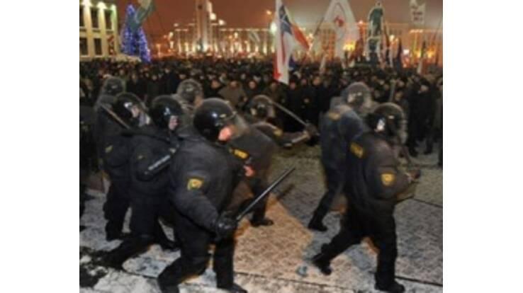 Білоруські кандидати в президенти опинились на лаві підсудних