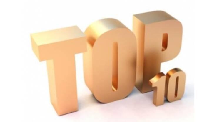 Топ-10 лучших спортсменов Украины