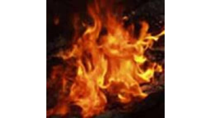 На Хмельниччині п'яниця підпалив дільничого міліціонера