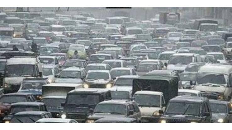 В Киев запретят въезд автомобилям из других областей