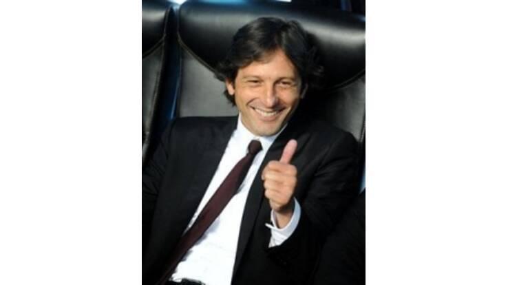 Леонардо – новий тренер «Інтера»