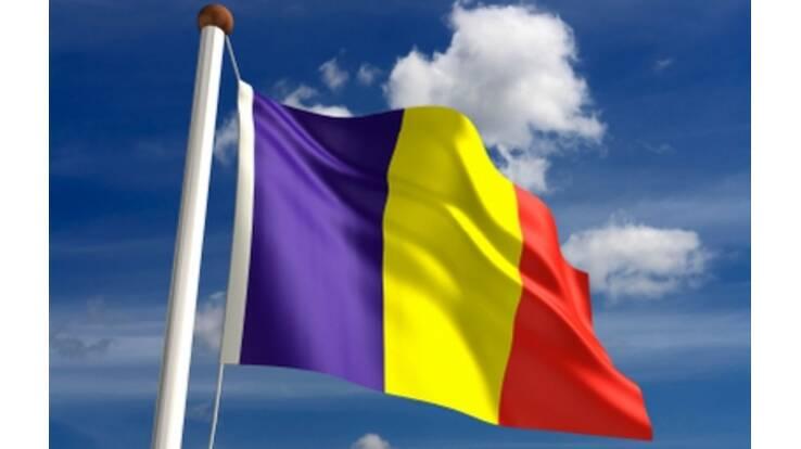 Румынский журналист прыгнул на депутатов