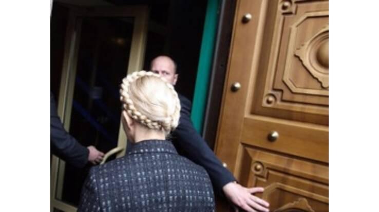 Prosecutor General opened the door Tymoshenko, but who closes it...
