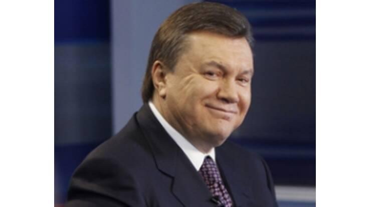 Янукович встретит Новый год на Западной Украине