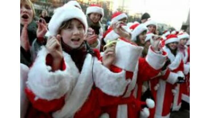 Украинцам отменили рождественские каникулы