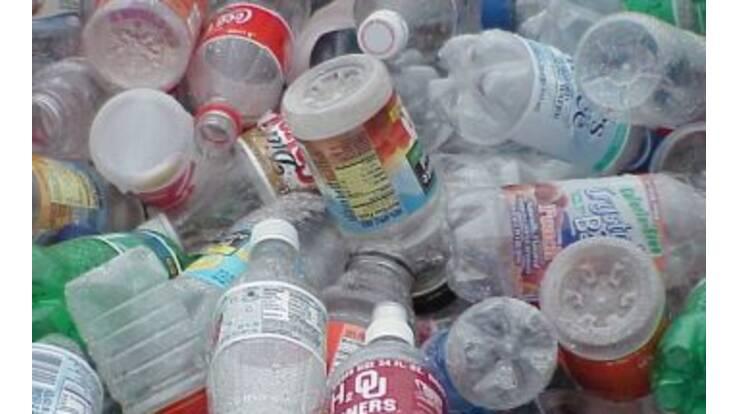 Пластик будуть робити зі стічних вод?