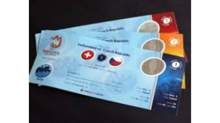 Новые билеты на Евро-2012... Попадаем сразу на все матчи!