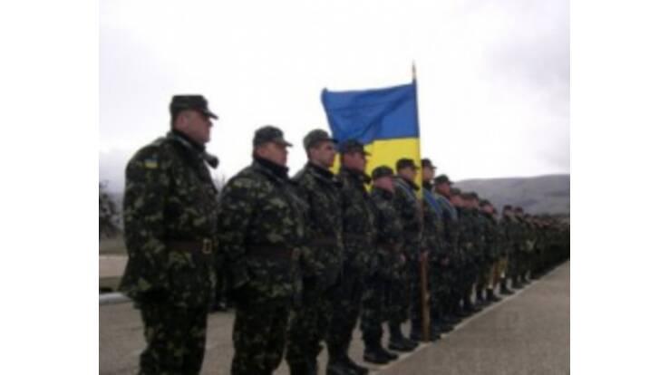 За нежелание служить в армии будут штрафовать на 255 грн.