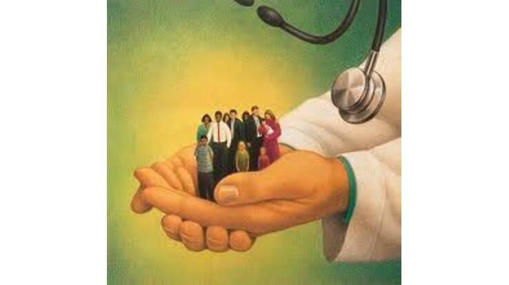 Украинцев обяжут иметь медицинскую страховку