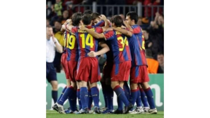Кубок Ліги Чемпіонів поїхав до Каталонії