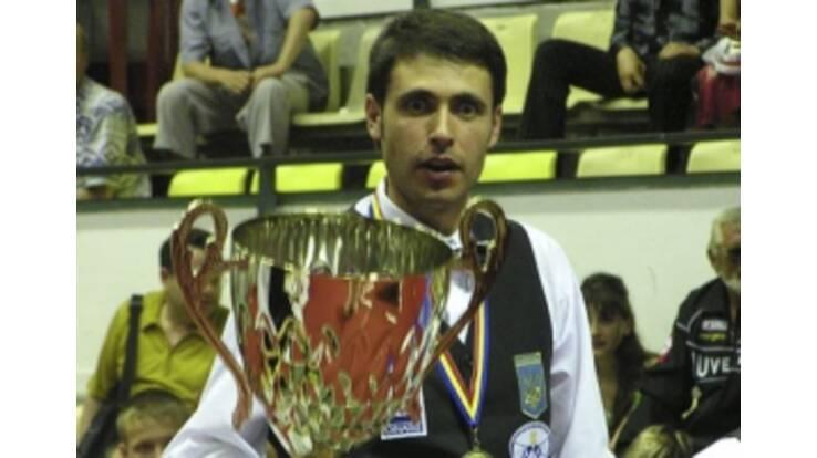 Ukrainian is a world billiard champion
