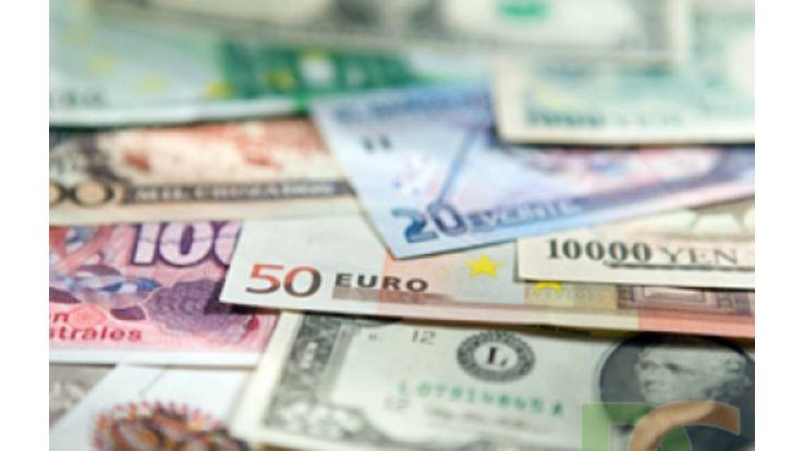 56 types of foreign currencies can be exchanged in Ukraine