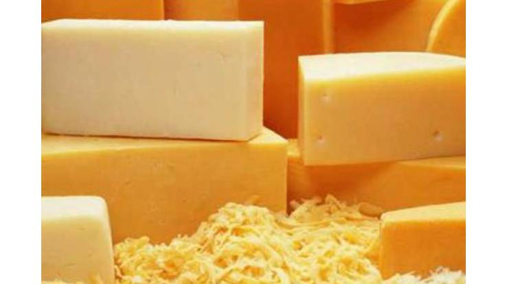 Russia banned the import of Ukrainian cheese
