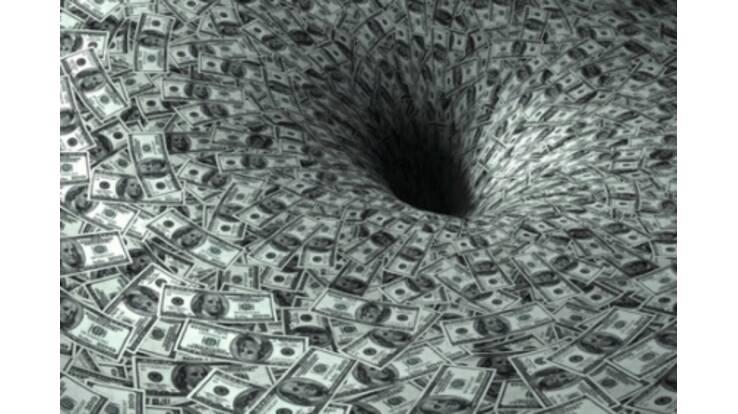 Україна занурюється у боргову яму