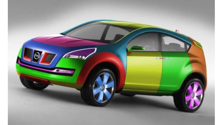 Названы самые популярные автомобильные цвета