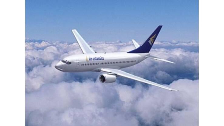 Авіакомпанія Air Astana відкрила рейси з Києва до Астани