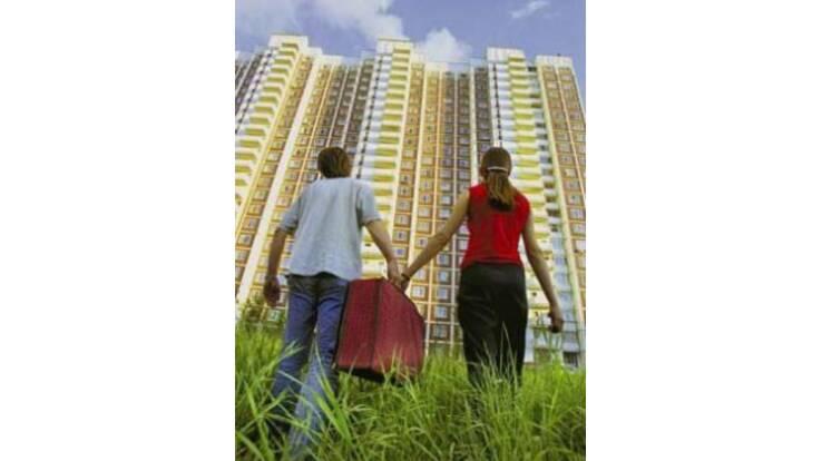 Кияни стали частіше купувати квартири