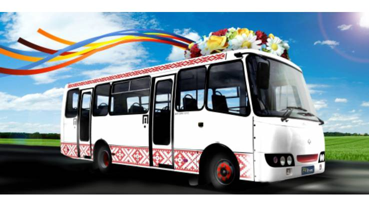 Реклама на транспорте стала доступней для украинцев!