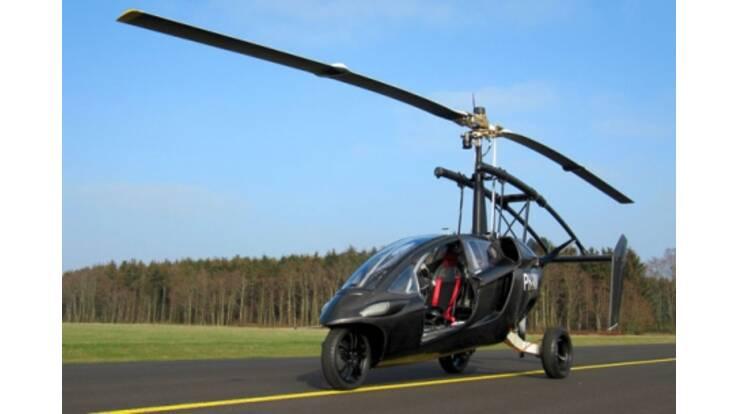 Голландия начала продавать летающие автомобили, аналогов которых нет в мире