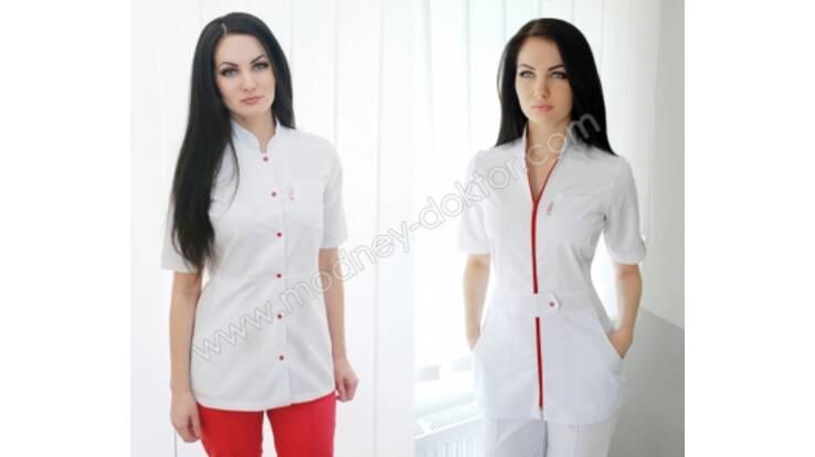 1faf027c6f7f5b Медичні халати та костюми: нова осіння колекція ТМ «Модний Доктор ...