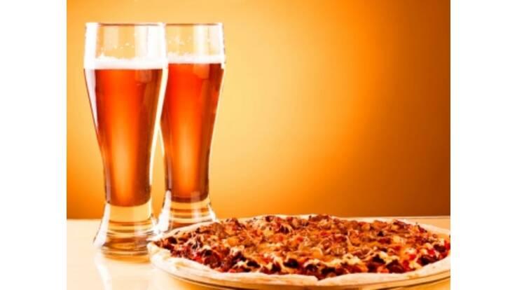 В США появилось пиво со вкусом пиццы