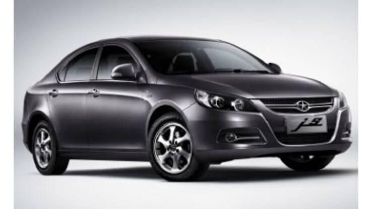 Треть выпускаемых в Украине автомобилей будут китайских брендов