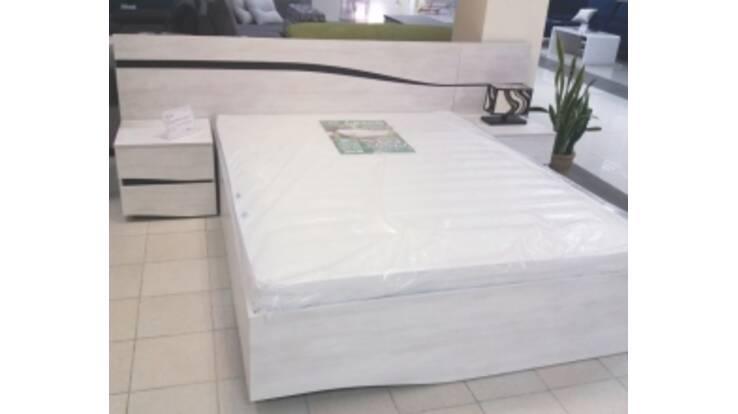Акционная цена на кровать Атлантис с тумбами!