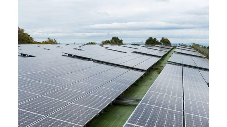 В Україні запустили сонячну електростанцію