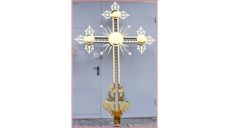 Накупольні хрестита куполи на замовлення: оформлення митнихдокументів беремо на себе!