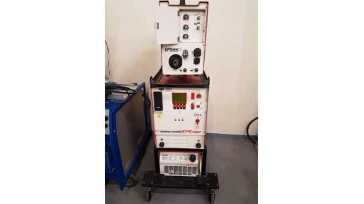 Купити зварювальне обладнання Fronius та робототехніку пропонує наша компанія!