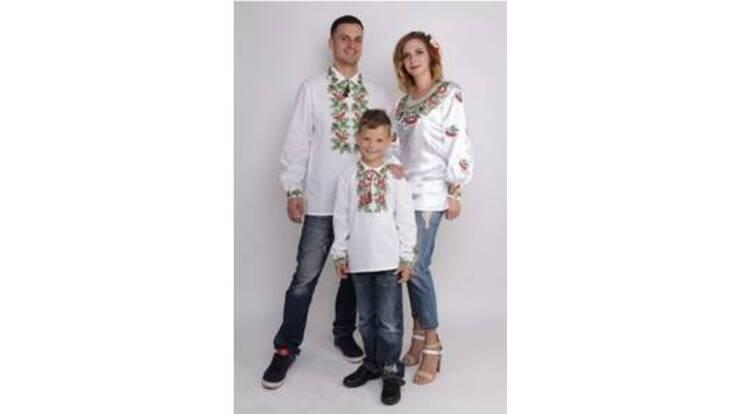 Заготовки - парные вышиванки купить теперь можно в компании «ВизерунОК»!