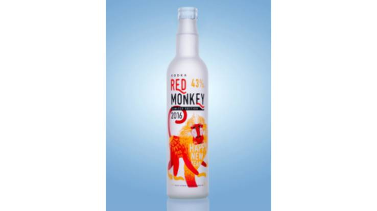 The energy and positive from «Red Monkey»