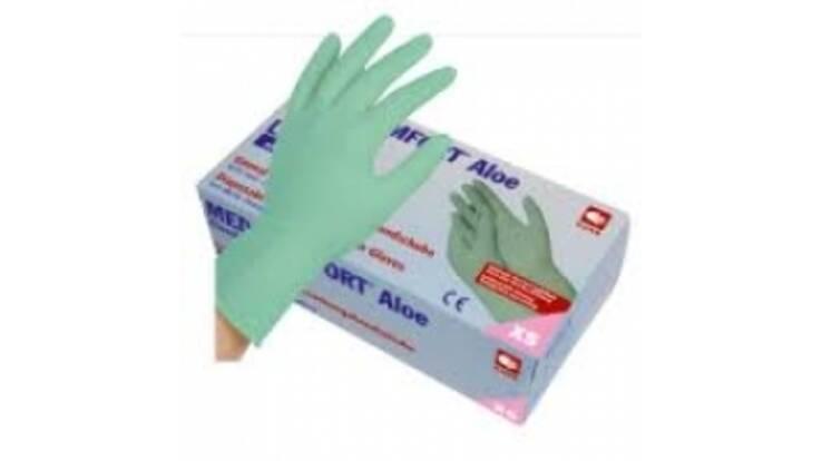 Отличное качество нитриловые перчатки AMPRI по замечательной цене
