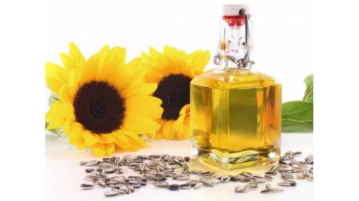 Експорт соняшникової олії з початку року склав 1,6 млн тонн