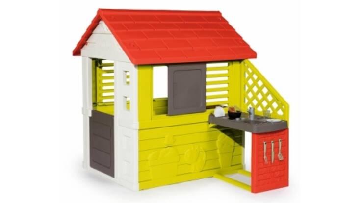 Внимание! Лучшая цена на Smoby домик игровой детский Украина!