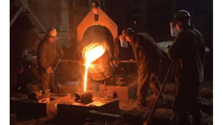 Французы открывают в Украине литейный завод