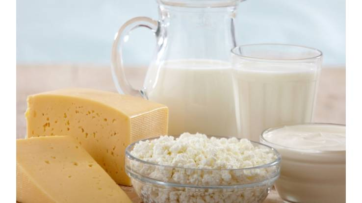 Молочная продукция в Украине снова подорожает